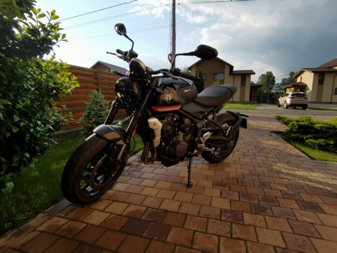 Triumph Trident motocicleta