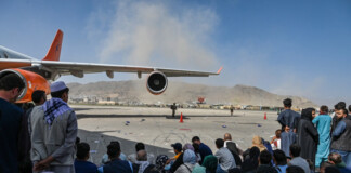 afganistan aeroport kabul