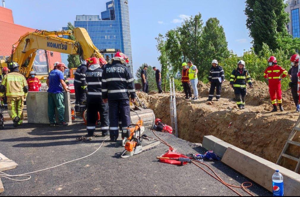 murit doi muncitori și mai mulți au fost răniți