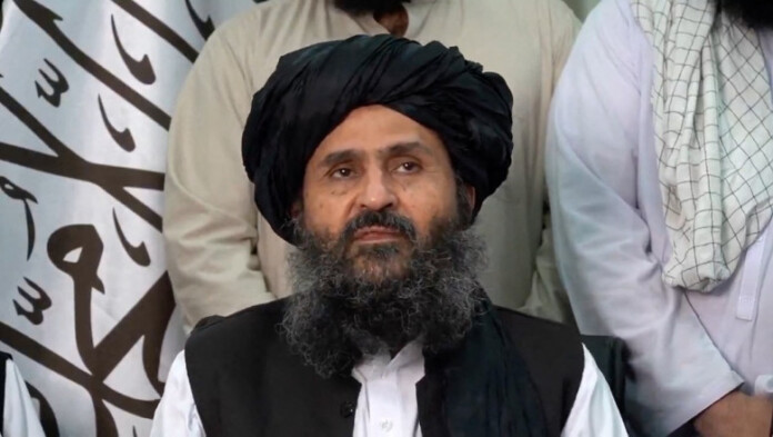 Abdul Ghani Baradar afgan taliban