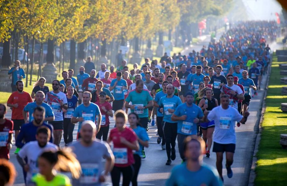 Maraton pe bază de certificat verde