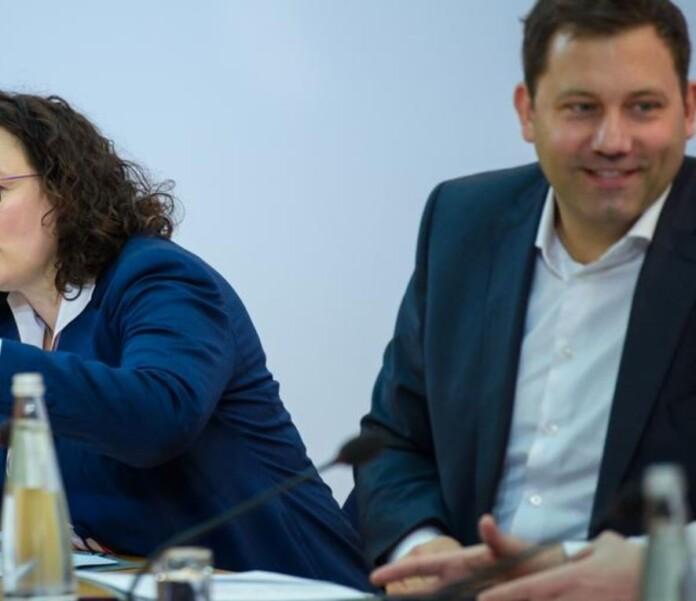 Secretarul general, SPD, Lars Klingbeil