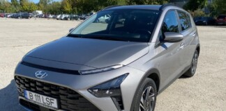 Hyundai Bayon mild hybrid 48V