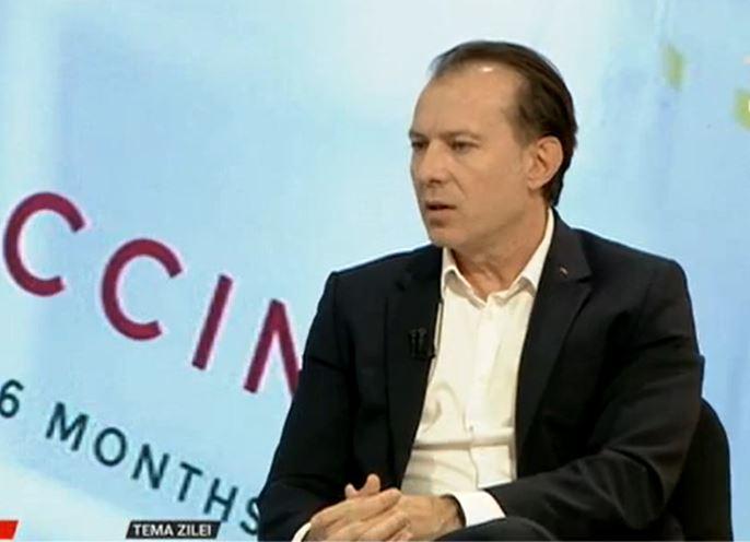 VIDEO: Florin Cîțu așteaptă USR la negocieri pentru un nou Guvern