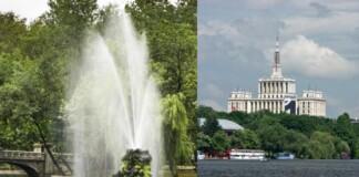 parc cismigiu parc herastrau