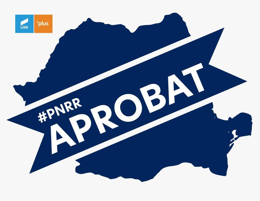 Dragoş Pîslaru, USR: PNRR pentru România este, în mod informal,