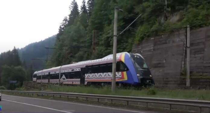 tren pascani