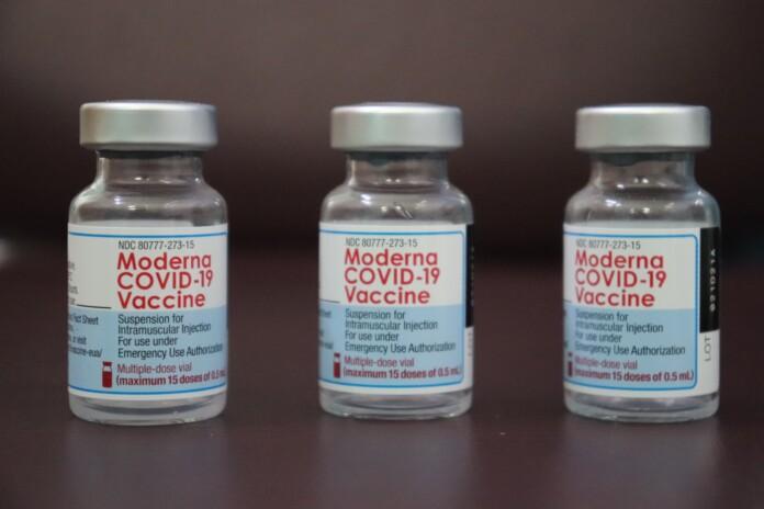 moderna vaccin covid sars-cov